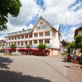 Das Hotel Mohren am Marktplatz