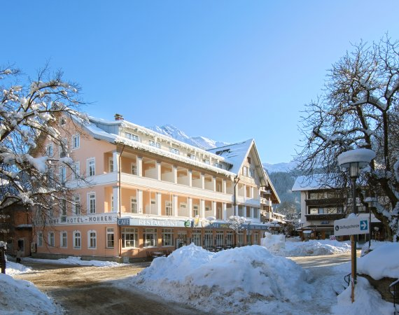 Hotel Mohren Oberstdorf Winter