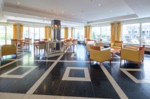 Die Prinzenlounge im Hotel Mohren