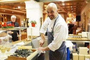Oliver Class, Koch aus Leidenschaft