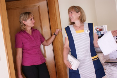 Werden Sie teil des Housekeeping-Teams