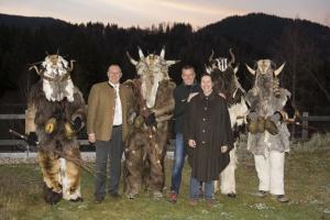 Klausentreiben in Oberstdorf