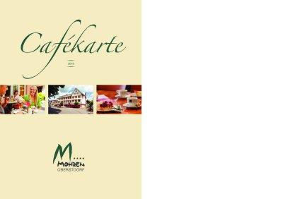 Cafékarte 2018