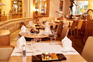 Restaurant im Hotel Mohren