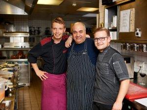 Das Team der Mohren Küche