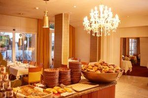 Frühstücken in stilvollem Ambiente