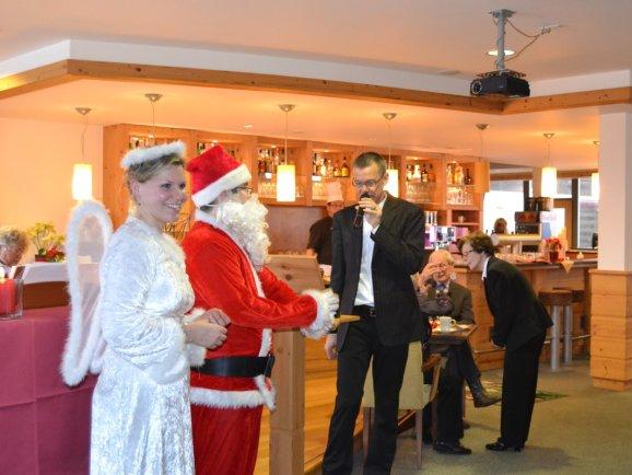 Weiße Weihnachtstage mit Fackelwanderung im Hotel Oberstdorf, Allgäu