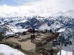 Gipfel Nebelhorn