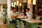 The alpine restaurant of the Hotel Oberstdorf