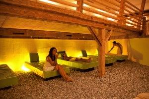 Entspannung pur in stilvollem, alpinen Ambiente.