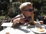 Am Söllereck beim Mittagessen