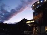 Abendstimmung Hotel Oberstdorf