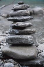 Steinturm an der Iller