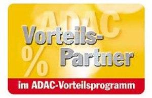 Wir sind ADAC Vorteilspartner