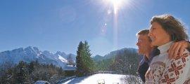 Aussicht auf die Oberstdorfer Berge
