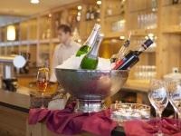 Die Bar im Hotel Oberstdorf