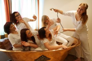 Wellness-Team im Hotel Oberstdorf
