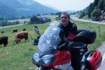 Auf dem Motorrad durch das Allgäu