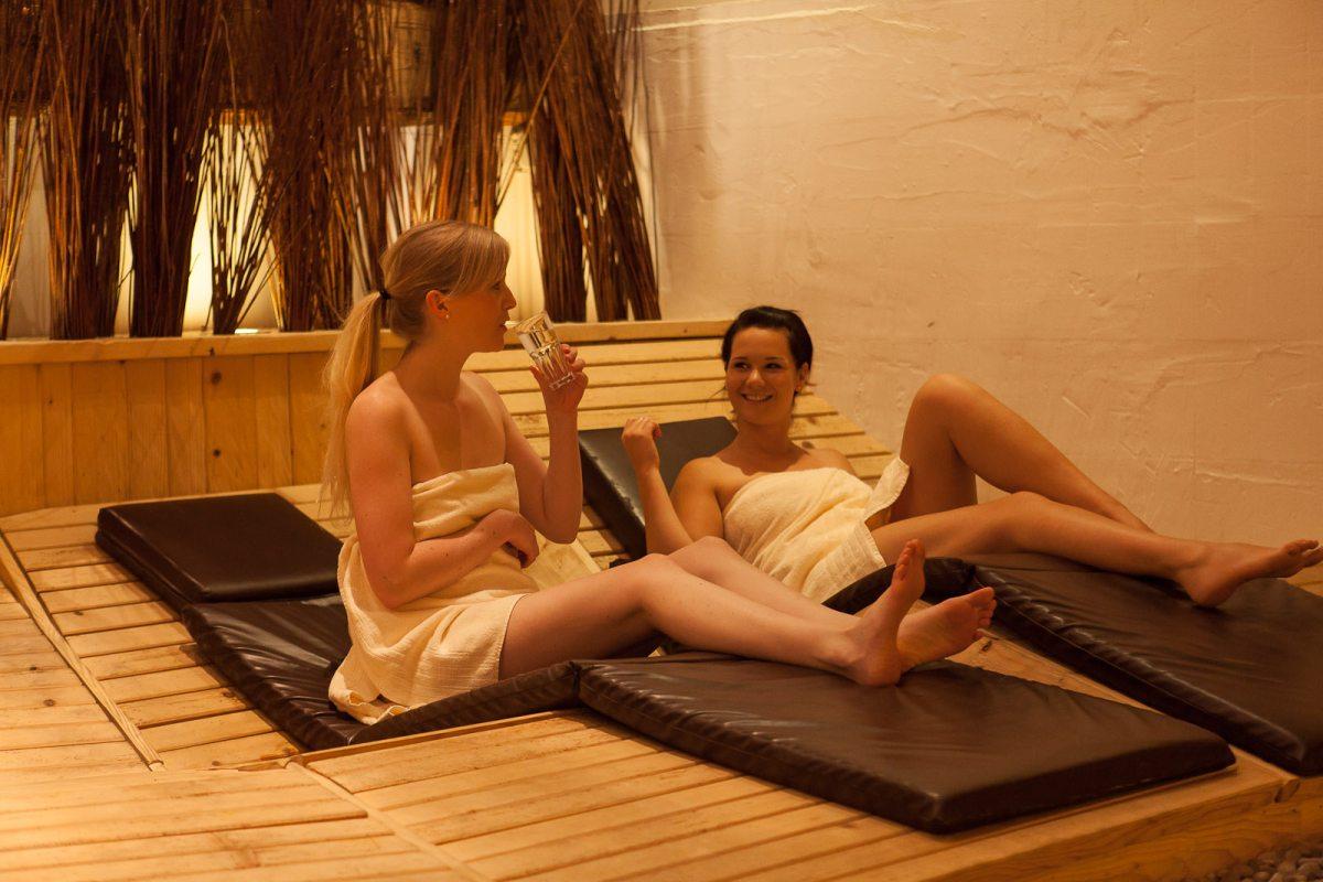 Alpen Wellnesswelt im Hotel Oberstdorf