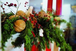 Weihnachtliche Stimmung im Hotel Oberstdorf