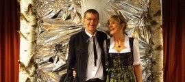 Sebastian und Susanne Reisigl