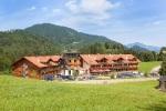 Das Hotel Oberstdorf im Sommer