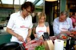 Mit Familie und Freunden gemeinsam Kochen