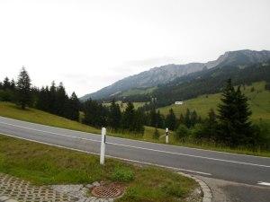 Riederbergpass runter