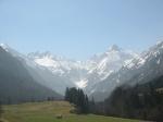 Oberstdorf, auch im Schnee - ist einfach scheeeeeeeeeeeeeee!