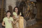 Juliana und Vicky in der Alpenwellnesswelt