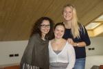Silke Reisigl und die Mädels aus der Alpen Wellnesswelt