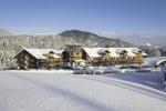 Das Hotel Oberstdorf im Winter