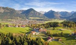 Der Herbst in Oberstdorf
