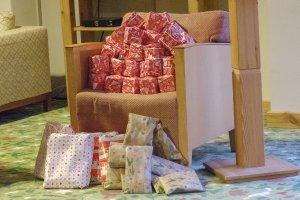 Geschenke, Geschenke, Geschenke