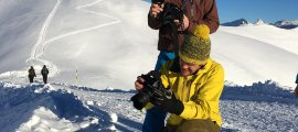 Shooting am Nebelhorn