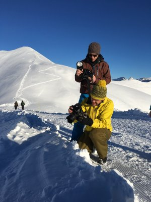 Shooting am Nebelhorn