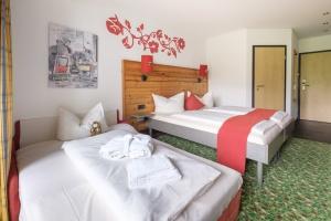 Familienzimmer im Hotel Oberstdorf