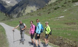 Wanderung ins Oytal