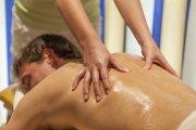 Entspannung pur bei einer Massage