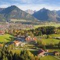 Herbsteindrücke vom Hotel Oberstdorf