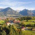 Herbstimpressionen von Oberstdorf