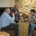 Unterschiedliche Whisky-Sorten im Test