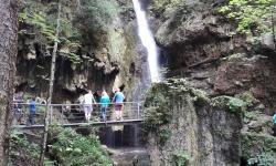 Hinanger Wasserfälle im Allgäu