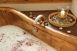 Ein entspannendes Bad für Körper und Geist