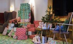 Geschenke in Hülle und Fülle