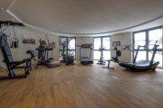 Fitnessraum im Hotel Oberstdorf