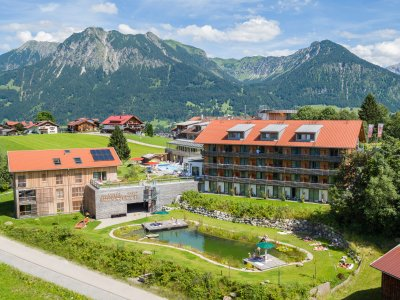 Hotel Oberstdorf Sommer