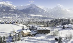 Winterparadies Hotel Oberstdorf