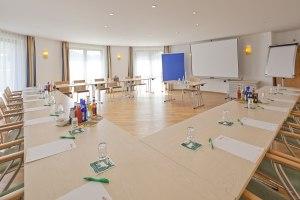 Tagungsraum Bischofshofen im Hotel Oberstdorf