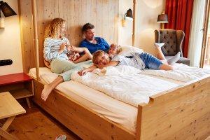 Familienurlaub im Hotel Oberstdorf